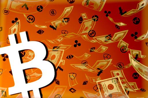money through cryptocurrencies