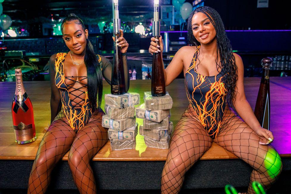 Night Club Strippers
