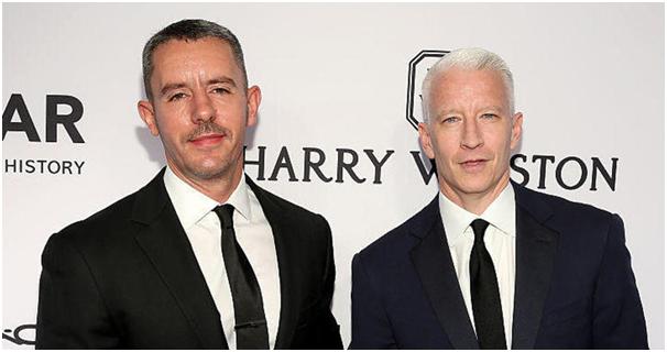 Benjamin Maisani Anderson Cooper