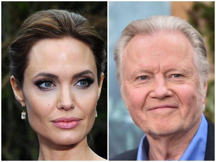 Angelina Jolie Dad